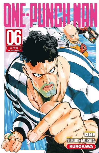 ONE-PUNCH MAN - TOME 6