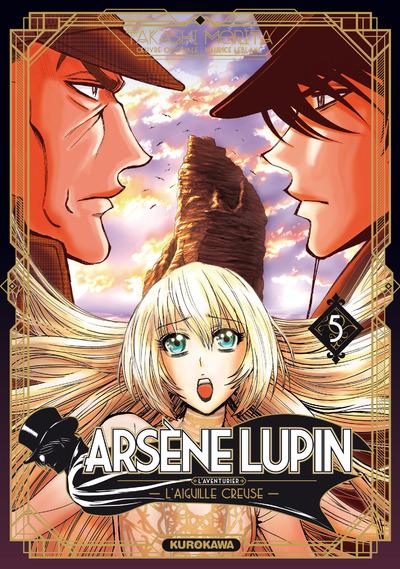 ARSENE LUPIN - TOME 5