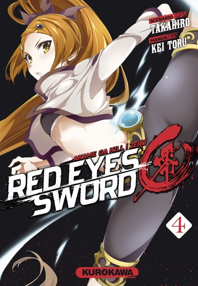 RED EYES SWORD ZERO - TOME 4