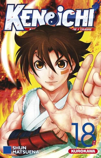 KEN-ICHI SAISON 2 - TOME 18