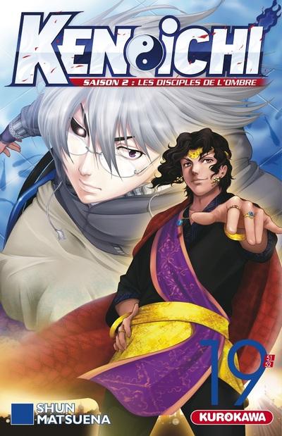KEN-ICHI SAISON 2 - TOME 19