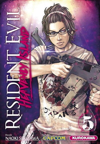 RESIDENT EVIL - HEAVENLY ISLAND - TOME 5