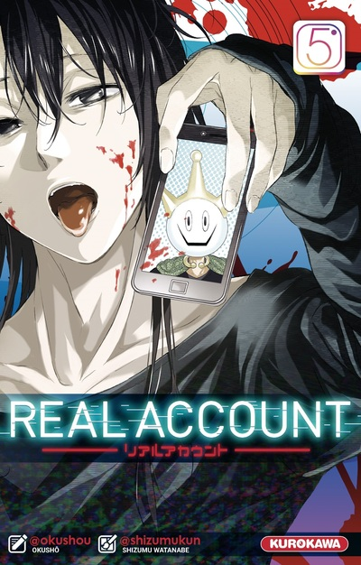 REAL ACCOUNT - TOME 5