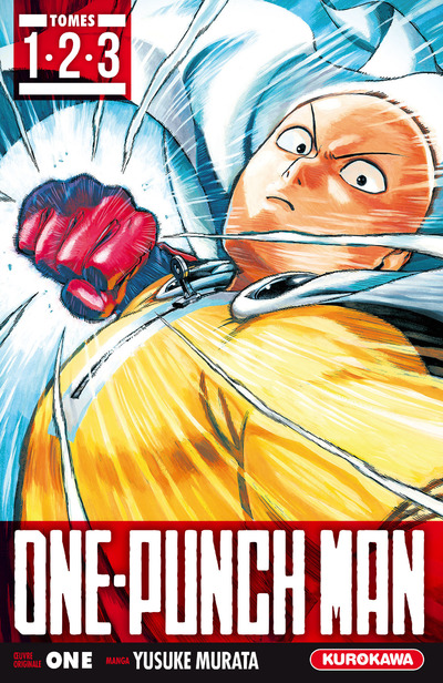 COFFRET ONE-PUNCH MAN (TOMES 1.2.3)