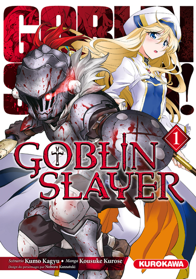 GOBLIN SLAYER - TOME 1