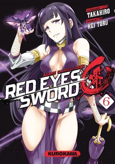 RED EYES SWORD ZERO - TOME 6