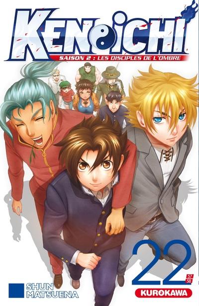 KEN-ICHI SAISON 2 - TOME 22
