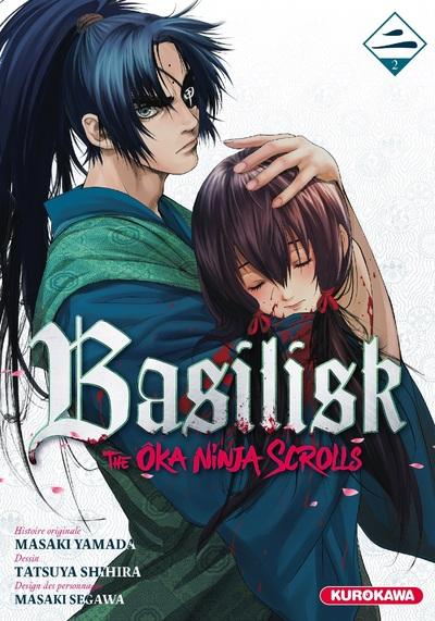 BASILISK THE OKA NINJA SCROLLS - TOME 2