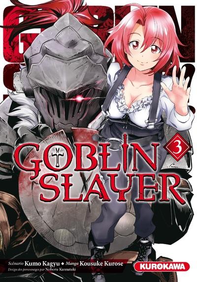 GOBLIN SLAYER - TOME 3