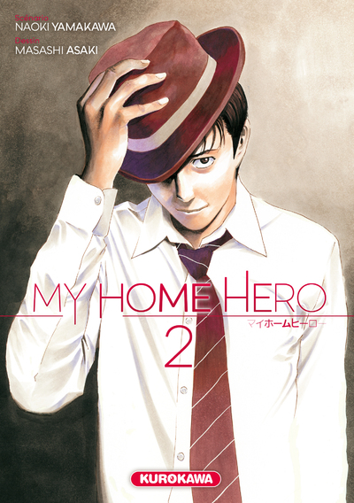 MY HOME HERO - TOME 2