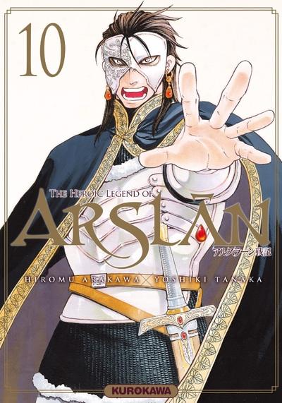 ARSLAN - TOME 10