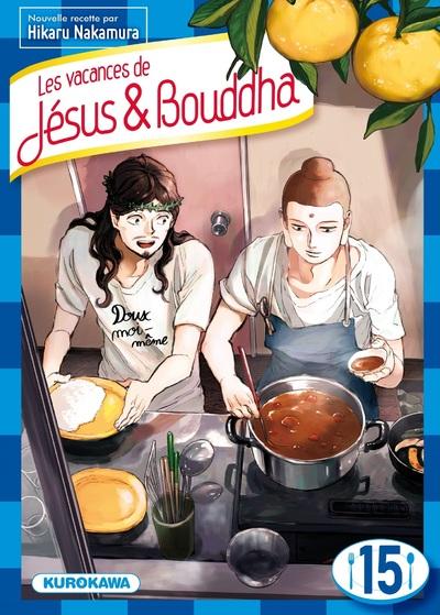 LES VACANCES DE JESUS & BOUDDHA - TOME 15