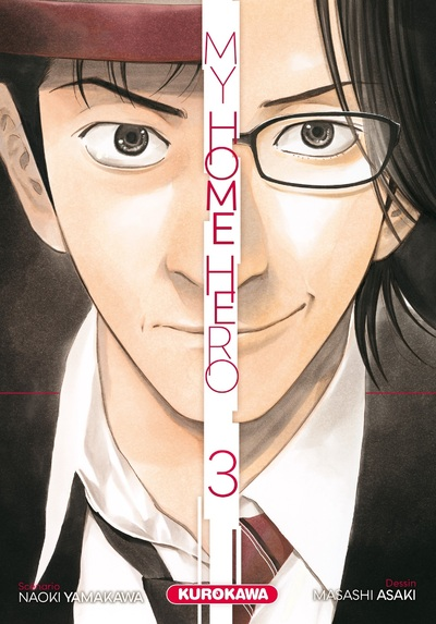MY HOME HERO - TOME 3