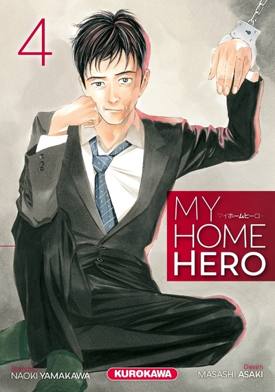 MY HOME HERO - TOME 4