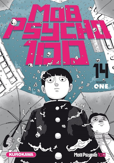 MOB PSYCHO 100 - TOME 14