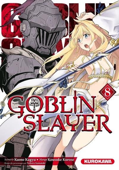 GOBLIN SLAYER - TOME 8