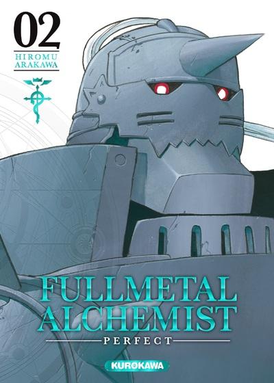 FULLMETAL ALCHEMIST PERFECT - TOME 2