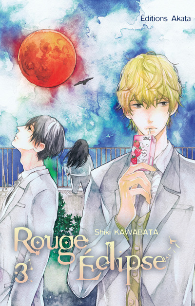 ROUGE ECLIPSE - TOME 3