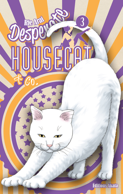 DESPERATE HOUSECAT & CO. - TOME 3