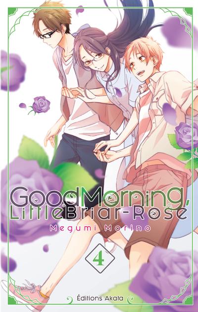 GOOD MORNING, LITTLE BRIAR-ROSE - TOME 4