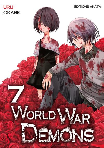 WORLD WAR DEMONS - TOME 7