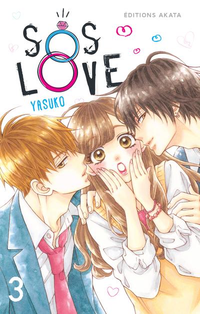 SOS LOVE - TOME 3