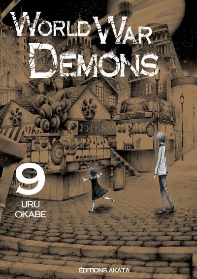 WORLD WAR DEMONS - TOME 9