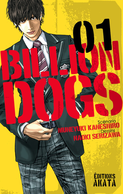 BILLION DOGS - TOME 1
