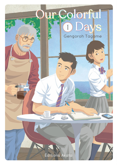 OUR COLORFUL DAYS - INTEGRALE TOME 1