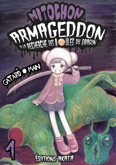 MITOCHON ARMAGEDDON - TOME 1