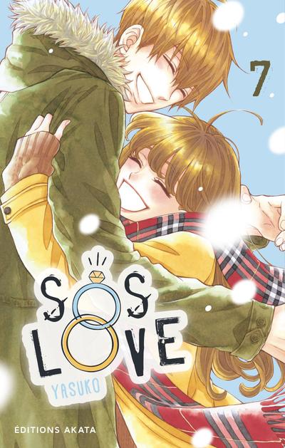 SOS LOVE - TOME 7