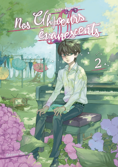 NOS C(H)OEURS EVANESCENTS - TOME 2