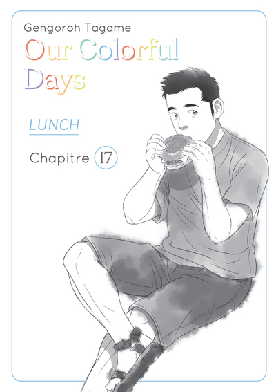 OUR COLORFUL DAYS - CHAPITRE 17