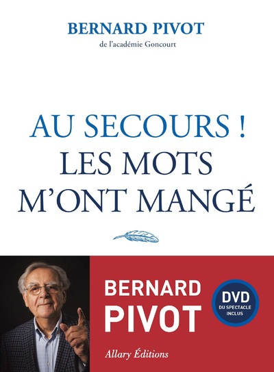 AU SECOURS ! LES MOTS M'ONT MANGE + DVD