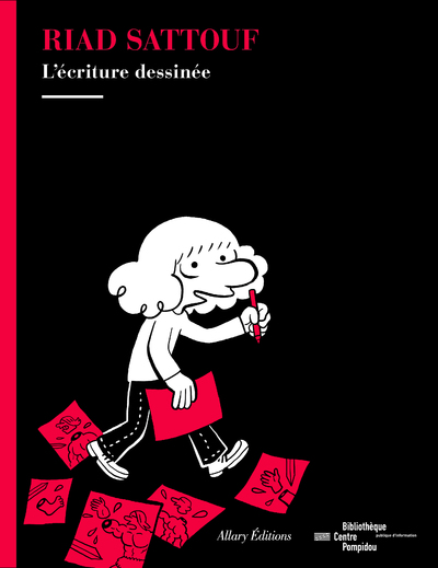 RIAD SATTOUF, L'ECRITURE DESSINEE