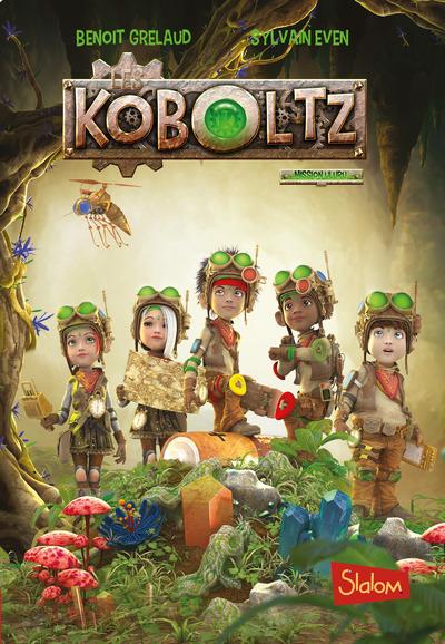 LES KOBOLTZ - TOME 1 MISSION ULURU