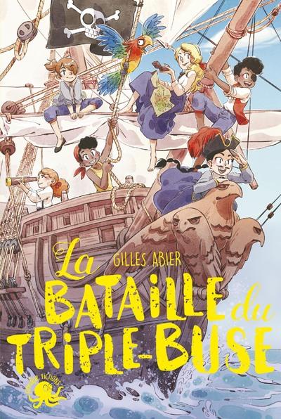 LA BATAILLE DU TRIPLE-BUSE