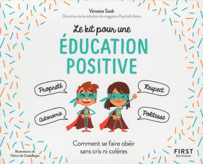 LE KIT POUR UNE EDUCATION POSITIVE