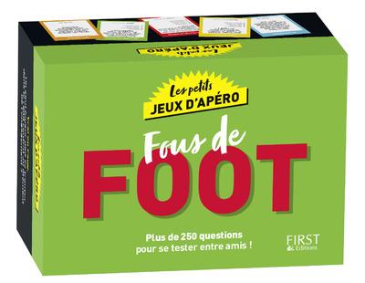 LES PETITS JEUX D'APERO - FOUS DE FOOT