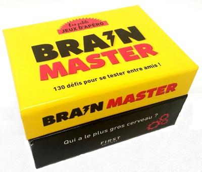 JEU D'APERO - BRAIN MASTER