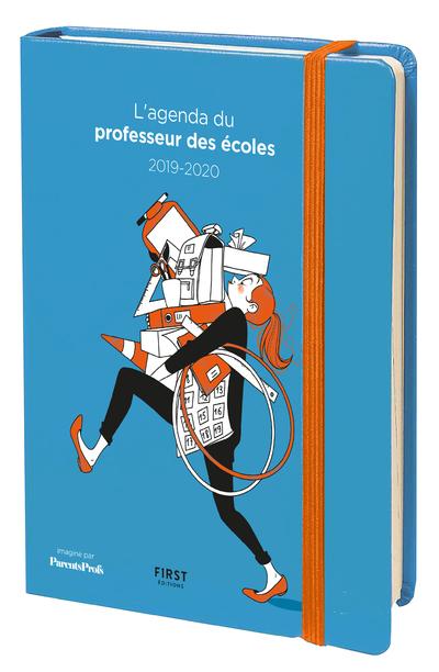 AGENDA DU PROFESSEUR DES ECOLES 2019-2020