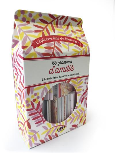 100 GRAMMES D'AMITIE
