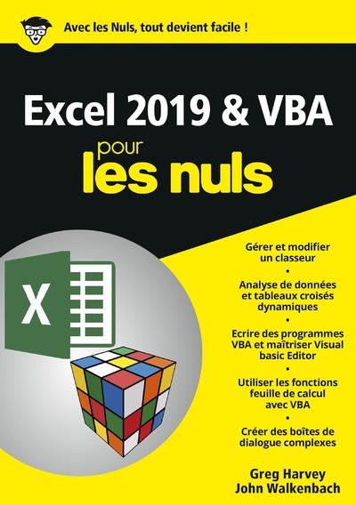 EXCEL 2019 & VBAMEGAPOCHE POUR LES NULS