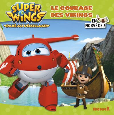 SUPER WINGS LE COURAGE DES VIKINGS EN NORVEGE !