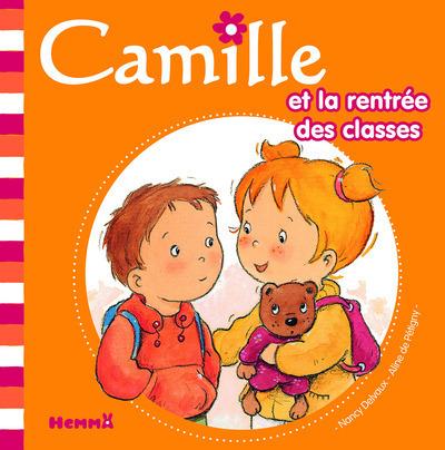 CAMILLE ET LA RENTREE DES CLASSES - TOME 10A