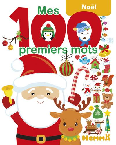 MES 100 PREMIERS MOTS NOEL