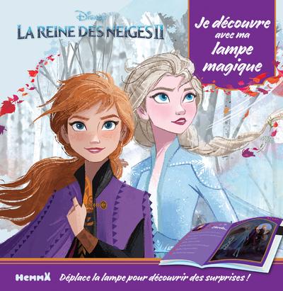 DISNEY LA REINE DES NEIGES 2 - JE DECOUVRE AVEC MALAMPE MAGIQUE