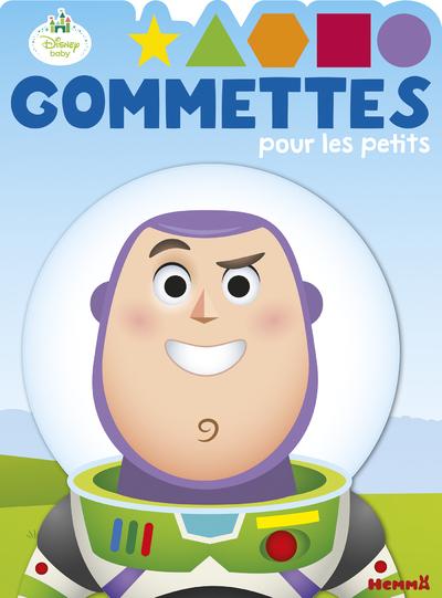 DISNEY BABY GOMMETTES POUR LES PETITS (TOY STORY)