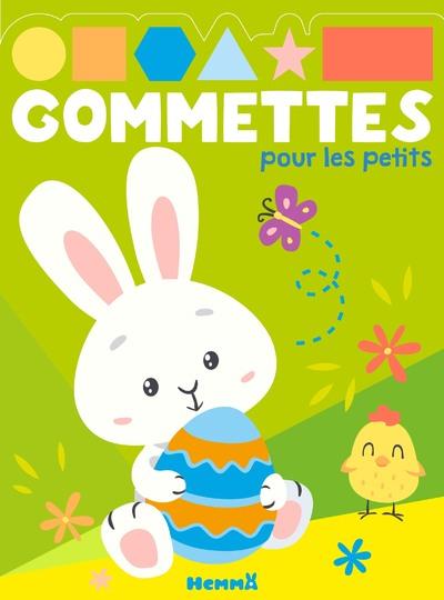 GOMMETTES POUR LES PETITS (PAQUES)