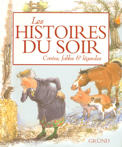 LES HISTOIRES DU SOIR
